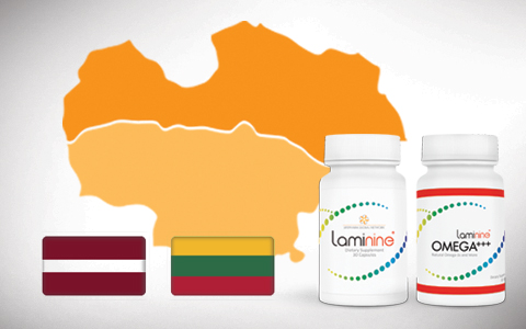 Laminine in Latvia And Lithunia